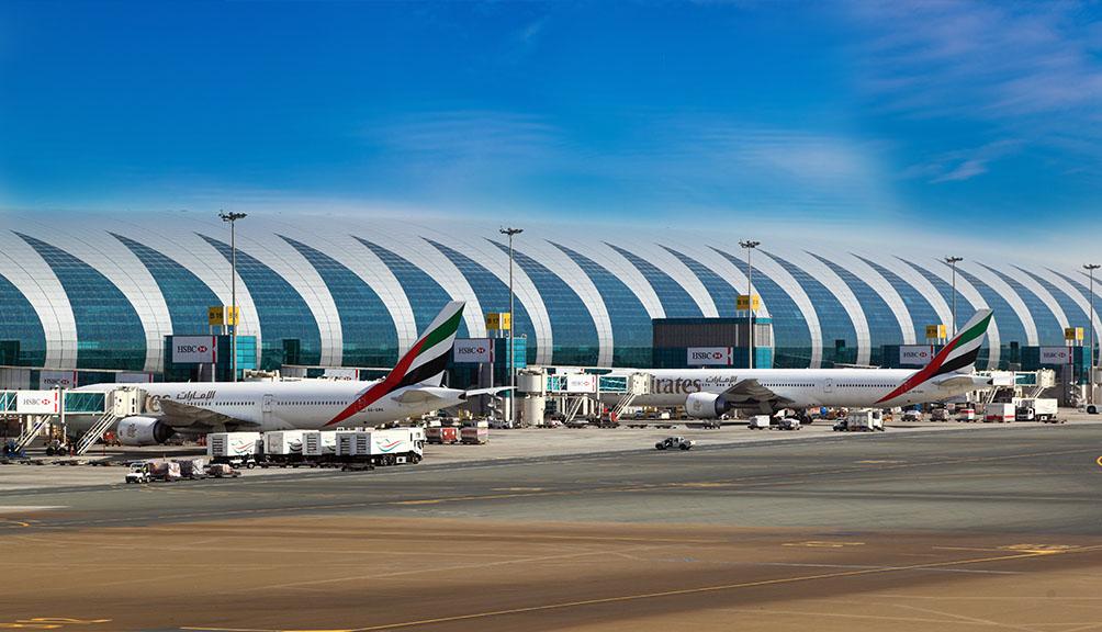 Dubai Airport Arrival Terminal 1