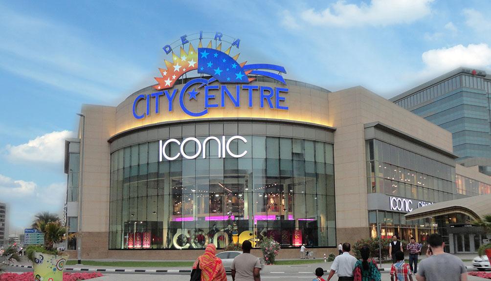 Deira City Center – Buildex